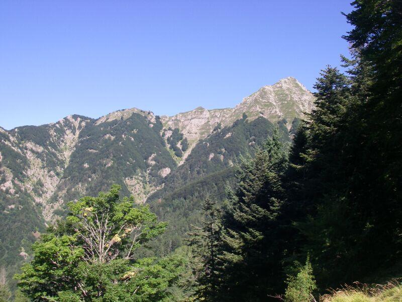Escursione Orrido di Botri